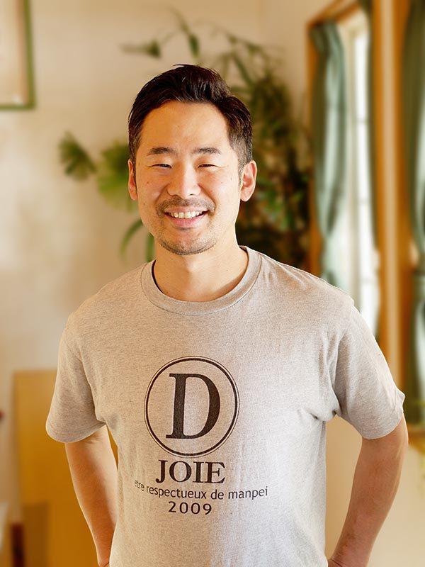デジョワオーナーシェフ武田大介